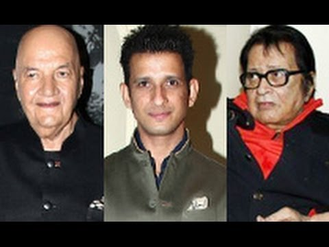Celebrities Wishes Gulzar on Winning Dadasaheb Phalke Award | Manoj Kumar, Sharman, Prem Chopra