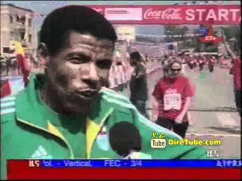 Gebrselassie returns to Berlin Marathon - Sep 23,2011