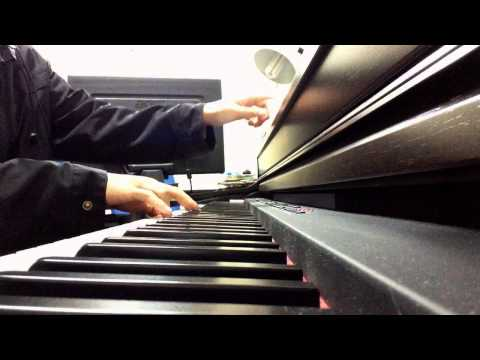 Intouchables - Ludovico Einaudi - Una Mattina- FULL VERSION (Piano ) 逆轉人生