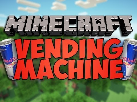 MINECRAFT VENDING MACHINE MOD | EPISODE 798
