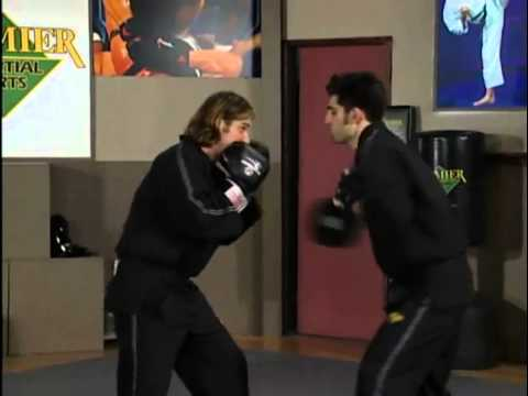 Kickboxing | Intermediate | Elbow Combinations And Counters Image 1