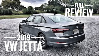2019 Volkswagen Jetta SEL | Full Review