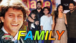 Arshad Warsi Family With Parents, Wife, Son, Daughter, Brother & Sister