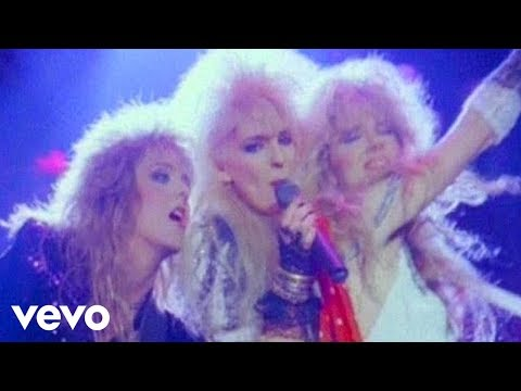 Vixen - Edge Of A Broken Heart