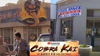 Karate Kid - Cobra Kai Original Dojo Filming Location #2 in 2018