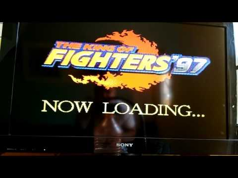 Como jogar the king of fighter 97 no xboX 360 RGH