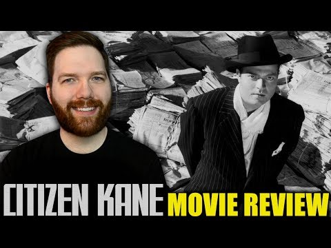 Citizen Kane - Movie Review