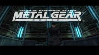 Metal Gear Solid #001 - Eine 1-Mann Mission [German, Deutsch Lets Play]
