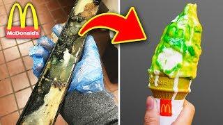 10 McDonald's Menu Items That Even The Staff Won't Eat