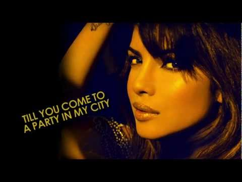 In My City By Priyanka Chopra Ft. Will.i.am (lyric Video) | Interscope video
