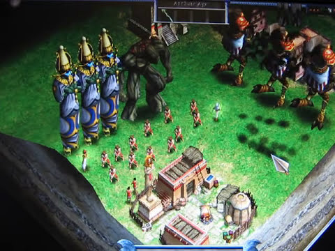 Age Of Mythology The Titans Expansion (AOMTTE) How to set AI in the editor