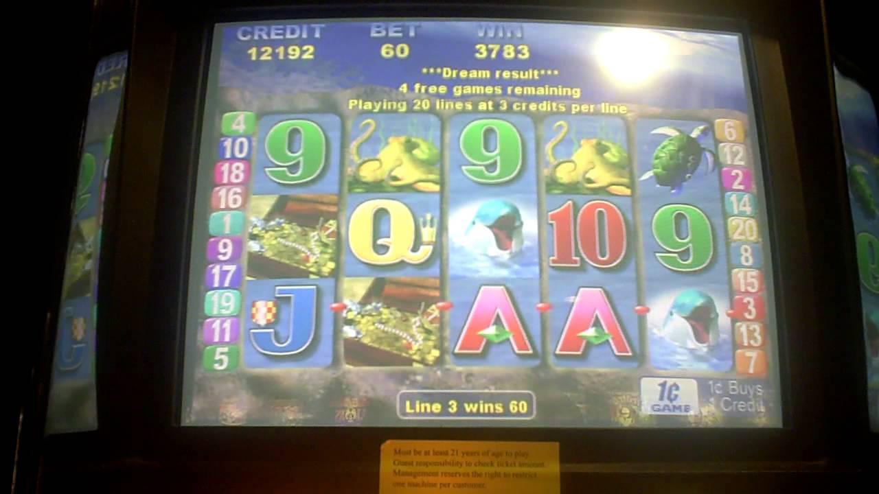 double dolphin slot machine