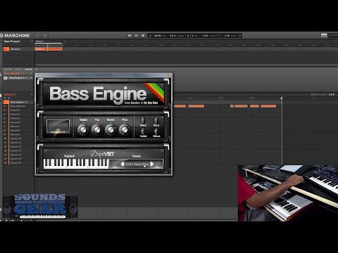 Dope VST Bass Engine Urban Bass Plugin Review - SoundsAndGear.com