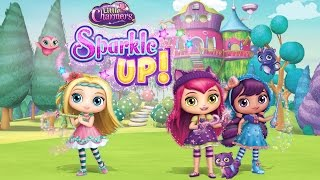 Little Charmers: Sparkle Up! - App Gameplay