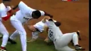 Alex Rodriguez vs Jason Varitek 2004