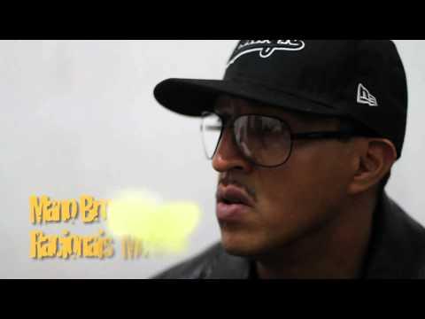 Mano Brown Entrevista Para Revista Rap Nacional N.6 video