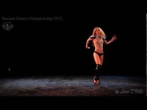 GO-GO PROF, part #1 (Project818 Russian Dance Championship 2012)