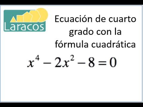 Ecuaciones enteras de primer grado con productos notables for Ecuaciones de cuarto grado