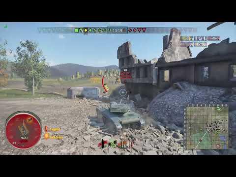 World of Tanks Xbox one AMX 13 75 3 Kills