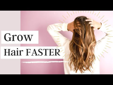 Hair Growth Tips & Myths