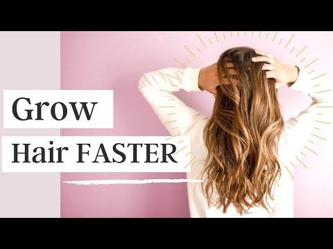 Hair Growth Tips & Myths | Grow Hair FASTER!