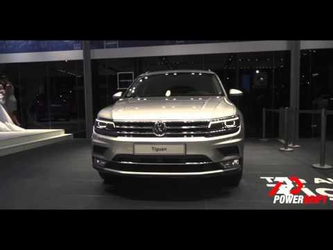 Volkswagen Tiguan : Auto Expo 2016 : PowerDrift
