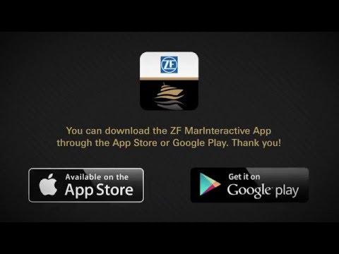 ZF Marine Mobile App
