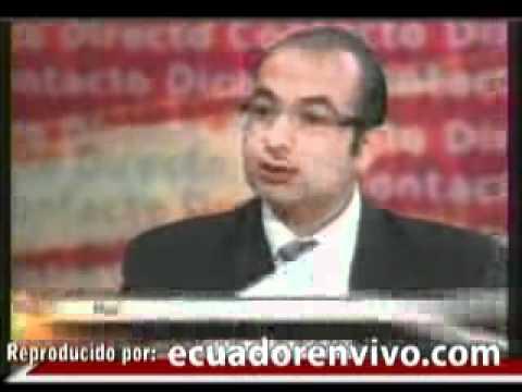 Reforma tributaria afectará a todos los ecuatorianos, dice Dávila