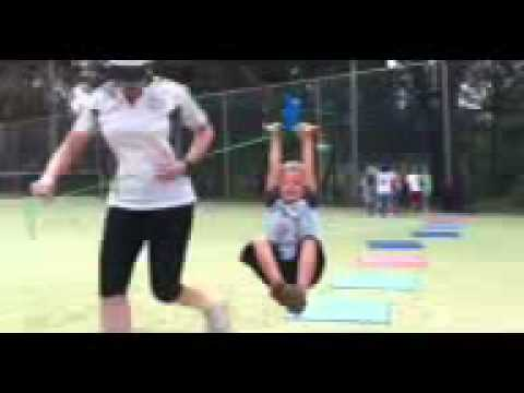 Kids Exercise – a sneak peak into Hippity Hop, preschool sports program