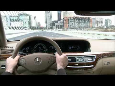 New Mercedes S400 Hybrid 2010