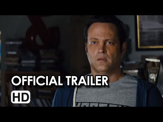 Delivery Man Official Trailer 2013 - Vince Vaughn