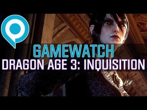 Gamewatch: Dragon Age 3: Inquisition - Video-Analyse: Besser als Dragon Age 2?