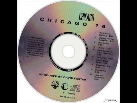 Chicago - What You