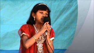 Ordinary - Sun Sun Sundhari Thumbi Ordinary Song East London Onam-2012 Sung by Varsha (Chinnu)