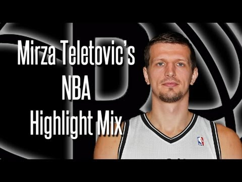 Mirza Teletovic's NBA Highlight Mix
