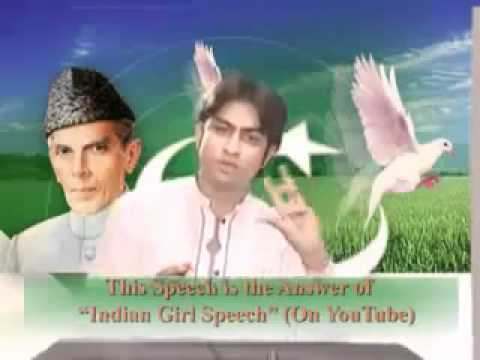 C:\Documents and Settings\Sahil Ali\Desktop\Pakistan's Answer to Indian Girl's Speech.flv
