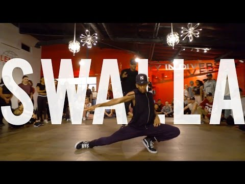 "Jason Derulo - ""Swalla""   Choreography by Tricia Miranda x Ashanti Ledon #1"