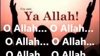 Muhammad Jibreel Dua with English translation