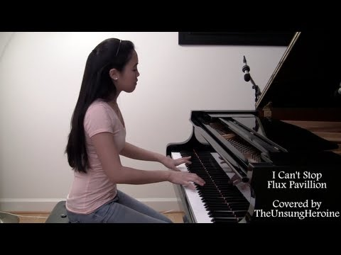 I Can't Stop - Flux Pavillion (Piano Cover)