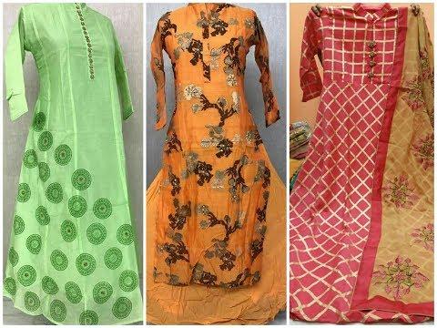Latest Clhuridar designs, trending market designs