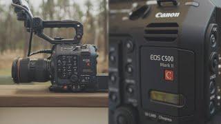 01. Canon C500 MKII - COMPLETE Camera TOUR!