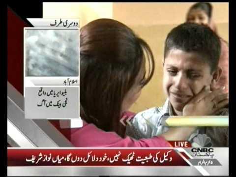 Dr.moiz Hussain on Cnbc