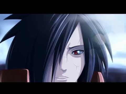 The Legendary Madara Uchiha's Susanoo - Naruto Shippuden 4th Shinobi War~