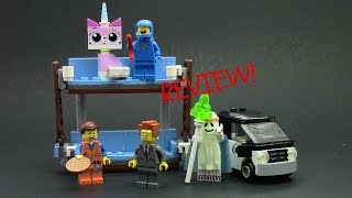 """DOUBLE DECKER COUCH"" The LEGO Movie REVIEW! Set #70818"