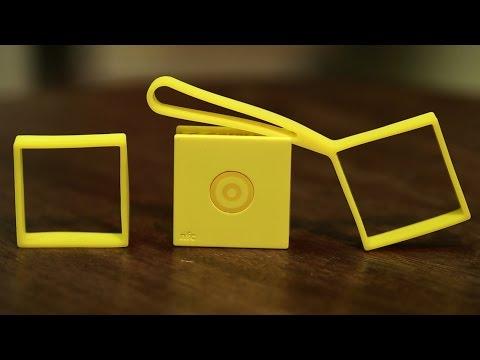 Nokia Treasure Tag tracks your stuff