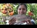 how to make fish pickle recipe   Village food cooking channel video   fish curry  Andhra style