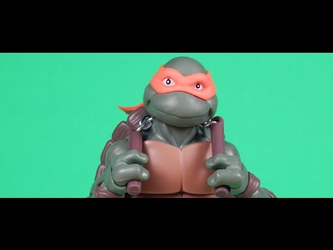 Teenage Mutant Ninja Turtles Classics 1990 Movie Michelangelo