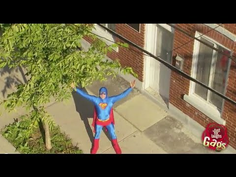 Superman na vida real
