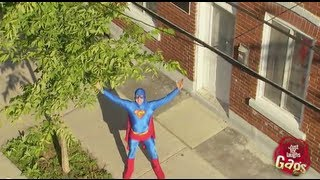 Real Life Superman!