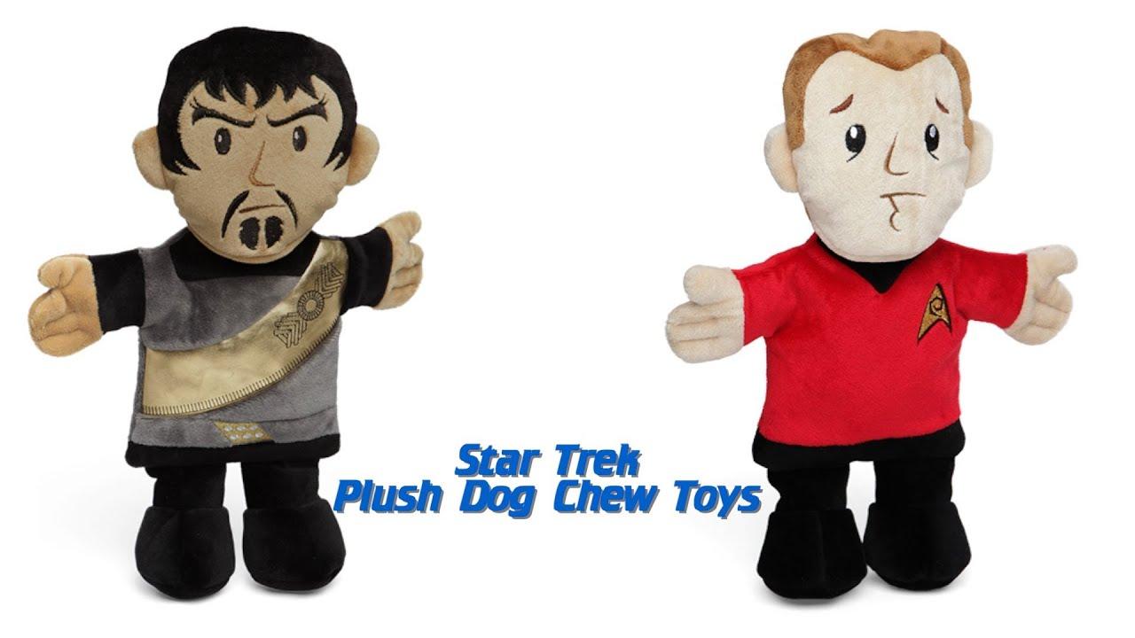 Star Trek Dog Toys Star Trek Plush Dog Chew Toys
